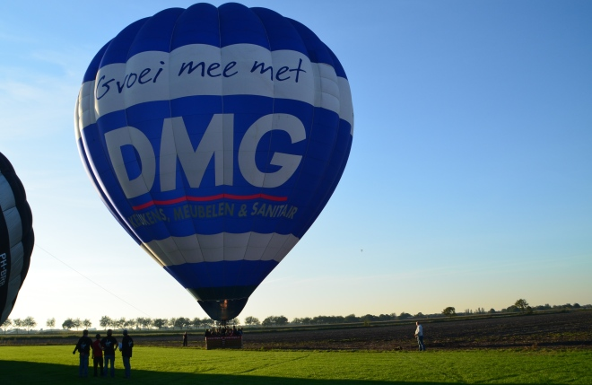 DMG-ballon