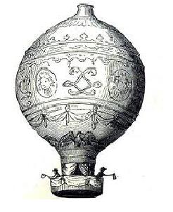 Ballon geschiedenis